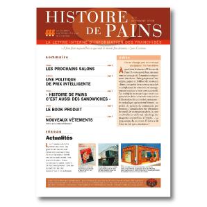 Histoirer de Pains Newsletter