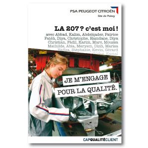 Peugeot campagne QUALITE 3