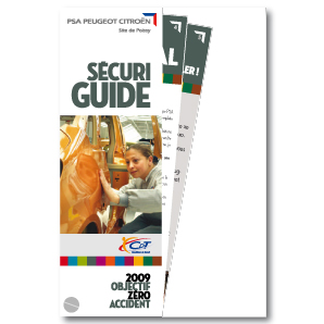 GUIDE SECURITE PEUGEOT