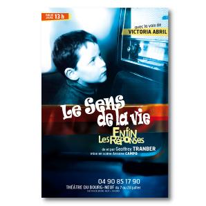 Geoffrey Tranber - Festival d'Avignon